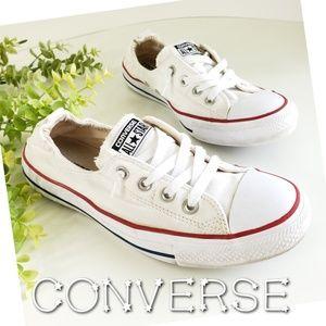 CONVERSE Shoreline white slip on sneaker